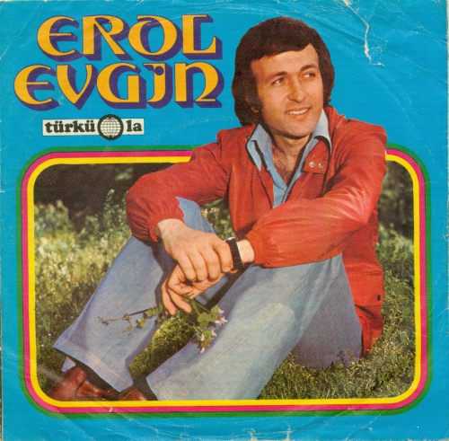 Erol Evgin front cover